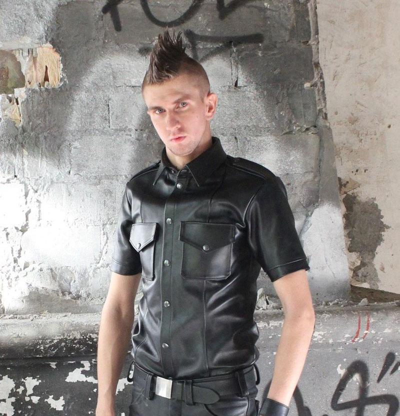 Gay leder The Leather